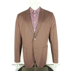 NWOT Ted Baker London Blazer Size 7 Re Luxed Pink
